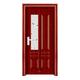 钢木室内门-YH-065红拼木