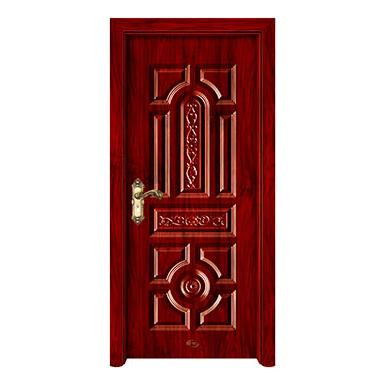 钢木室内门-YH-092巴西红柳