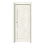工藝木門 -YH-9605暖白浮雕