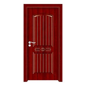 生态木门-YH-8028红拼木
