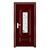 钢木室内门 -YH-075印度紫檀