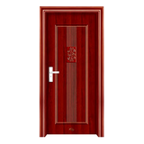 钢木室内门 -YH-036红拼木