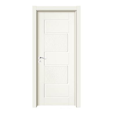 美式工艺木门-YH-9005象牙白