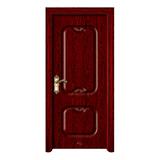 鋼木室內門 -YH-086印度紫檀