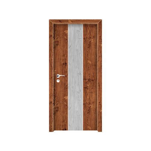工艺木门拼接门-YZ-605(橡木3号荷花木)
