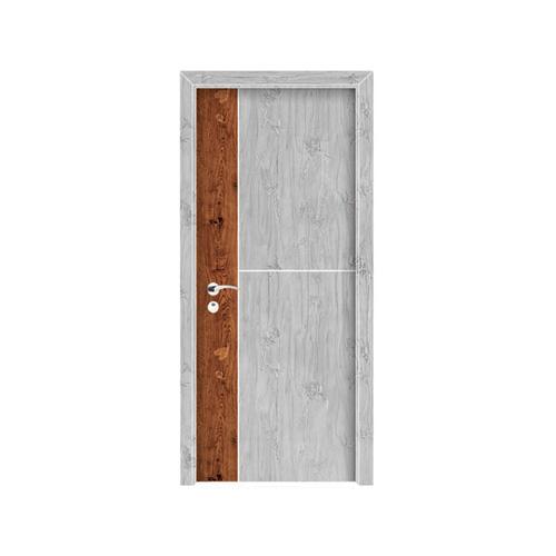 工艺木门拼接门-YZ-603(橡木3号荷花木)