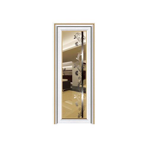 镜艺门-YZ-611(拉丝银)