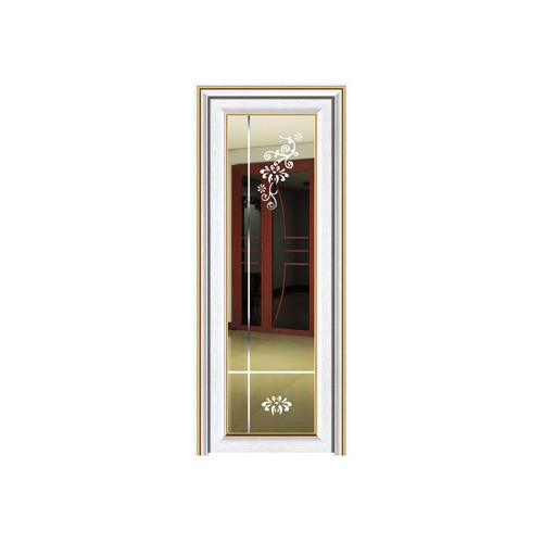 镜艺门-YZ-616(拉丝银)