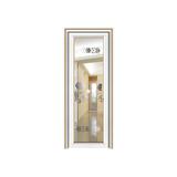镜艺门 -YZ-609(拉丝银)