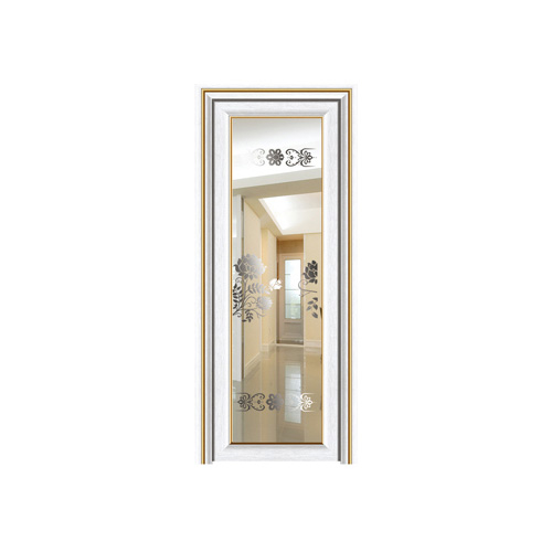 镜艺门-YZ-609(拉丝银)