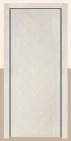 工艺木门拼接系列-YZ-626 皇家枫木
