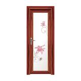 卫浴门 -YZ-915(红檀木)