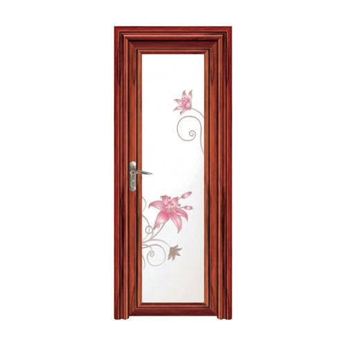卫浴门-YZ-915(红檀木)