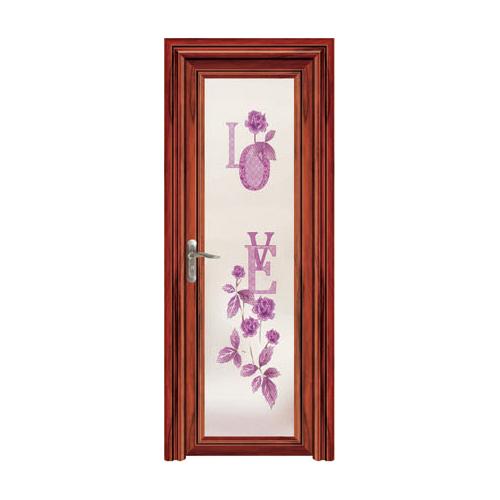 卫浴门-YZ-903(红檀木)