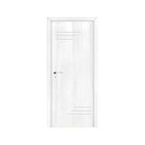 工艺木门雕刻门 -Y-925(浮雕纯白)