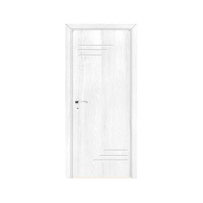 工艺木门雕刻门-Y-925(浮雕纯白)