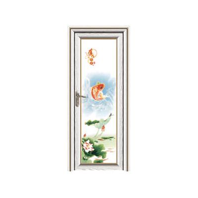 卫浴门-YZ-192(白橡木)