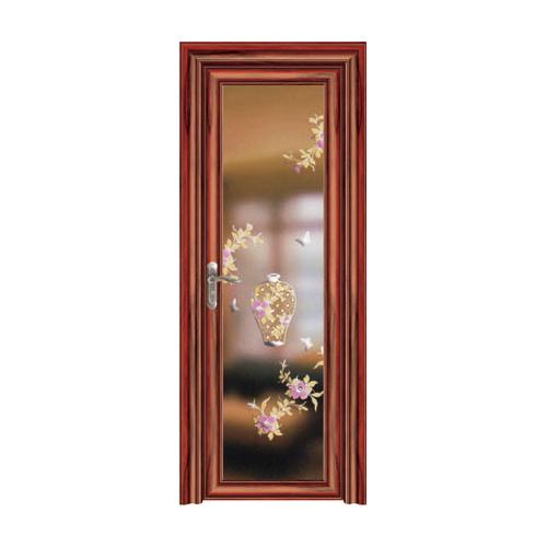 卫浴门-YZ-901(红檀木)