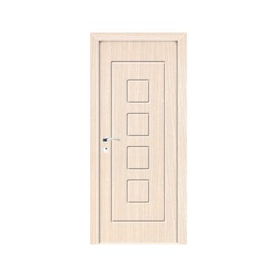 工艺木门雕刻门-Y-910(白橡)