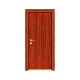 工艺木门雕刻门 -Y-909(红檀)