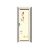 卫浴门 -YZ-119(白橡木)