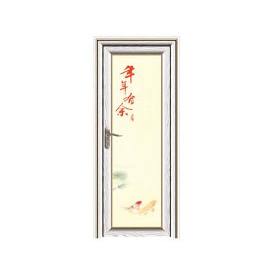 卫浴门-YZ-119(白橡木)