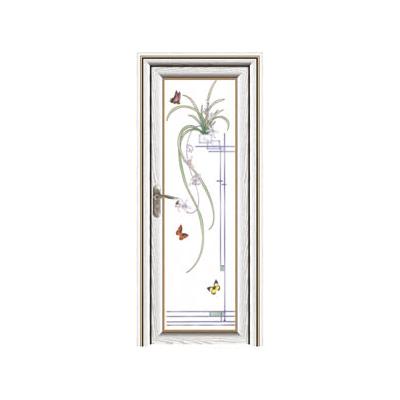 卫浴门-YZ-191(白橡木)