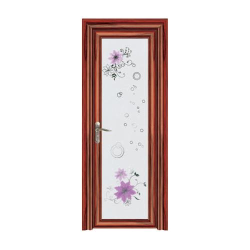卫浴门-YZ-913(红檀木)