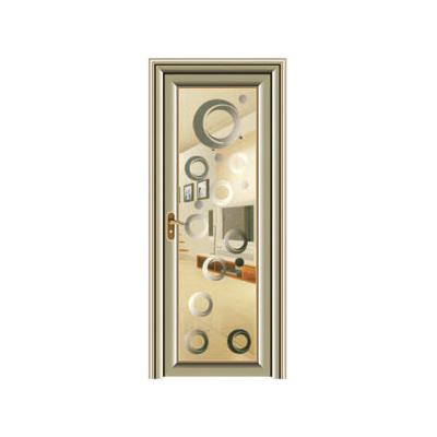 卫浴门-YZ-623(拉丝香槟0