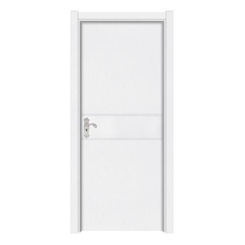 暖白布纹门-Y-170暖白布纹