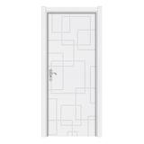 暖白布纹门 -Y-169暖白布纹