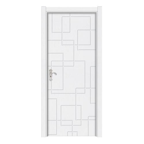 暖白布纹门-Y-169暖白布纹