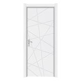 暖白布纹门 -Y-168暖白布纹