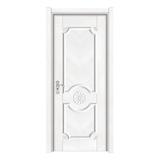 暖白浮雕门 -Y-140暖白