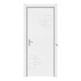 暖白布纹门 -Y-164暖白布纹
