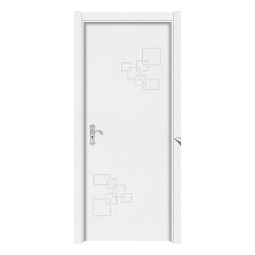暖白布纹门-Y-164暖白布纹