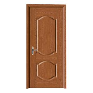 同步仿实木纹浮雕门 -Y-5010艺尊5号