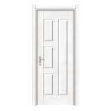 暖白浮雕门 -Y-143暖白