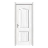 暖白浮雕门 -Y-142暖白