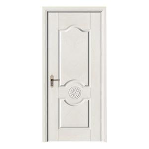 同步仿实木纹浮雕门 -Y-5004艺尊6号