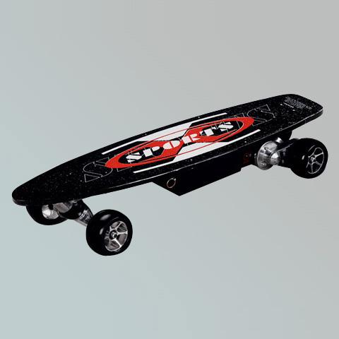 电动滑板-ZL24V-400A-K