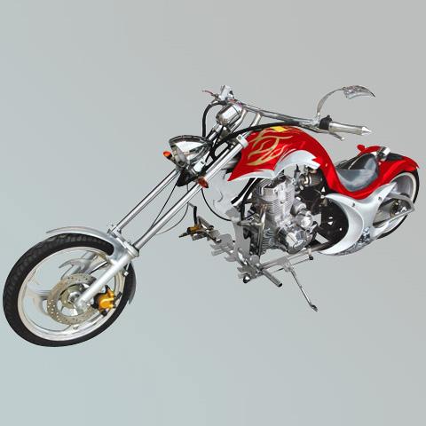 哈雷车-ZL-006F5