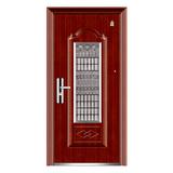 钢质进户门 -ZH8016