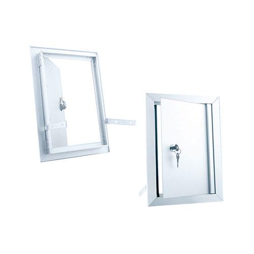 铝邮箱门-铝合金部件