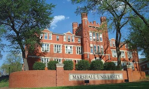 马歇尔大学