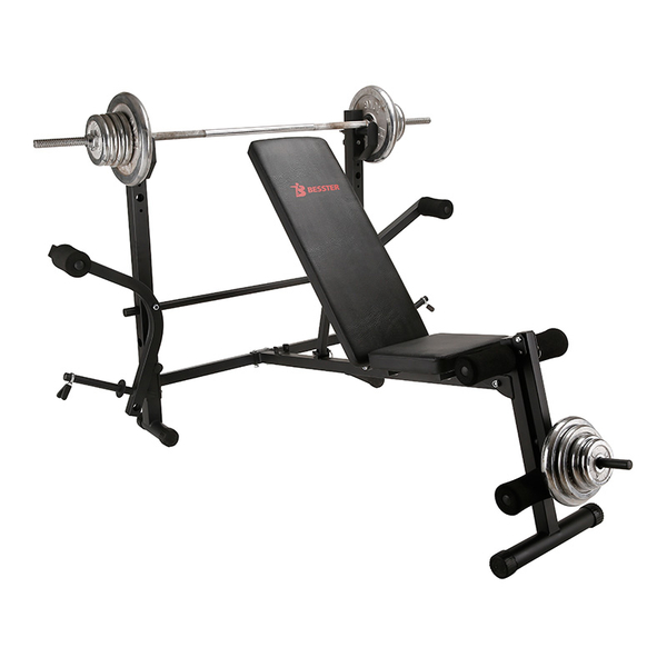 Revised weight bench