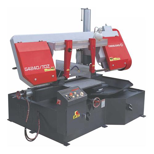 自动型双柱卧式转角金属带锯床-G4240-70Z