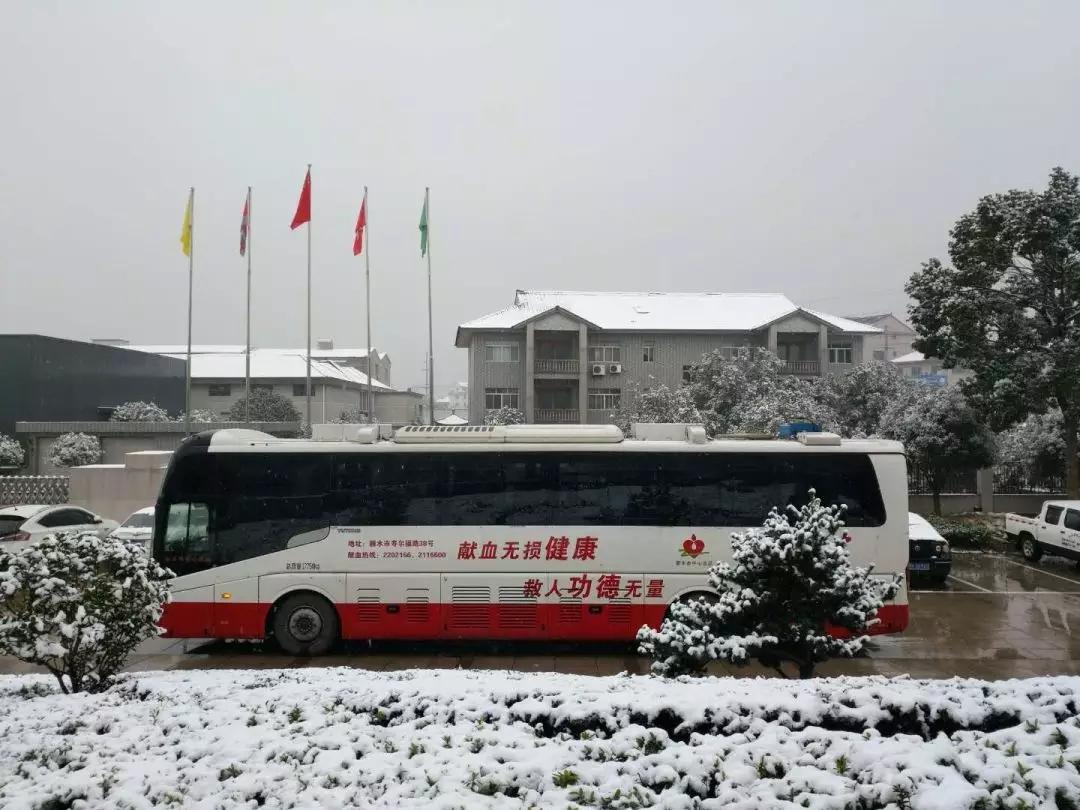 【献血活动】晨龙人为爱捋袖,送出一份冬日温暖!