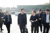 杭州市委组织部副部长陈键一行莅临杭州晨龙智能科技有限公司调研考察!