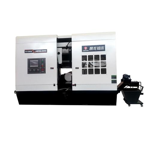 GH-430CNC智能高速带锯床-GH-430CNC
